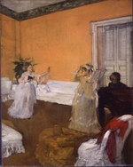 Degas, Edgar - The Song Rehearsal