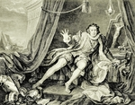 Hogarth, William - David Garrick as Richard III