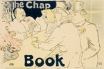 Toulouse-Lautrec, Henri, de - Irish and American bar, Rue Royale - The Chap Book (Poster)