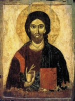 Russian icon - Christ Pantocrator