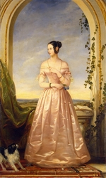 Robertson, Christina - Grand Duchess Alexandra Nikolaevna of Russia (1825-1844), Princess Frederick William of Hesse-Kassel