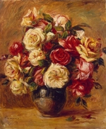 Renoir, Pierre Auguste - Bouquet of Roses