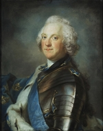 Lundberg, Gustaf - Portrait of Adolph Frederick (1710-1771), King of Sweden
