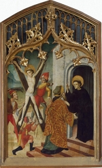 Martorell, Bernat, the Elder - Saint Vincent of Saragossa and Saint Vincent Ferrer