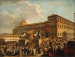 Cioci, Antonio - Festival Before the Quirinal Palace