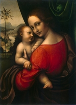 Giampietrino - Virgin and Child