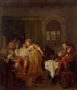 Metsu, Gabriel - The Parable of the prodigal son