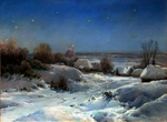 Velz, Ivan Avgustovich - Ukrainian Night. Winter
