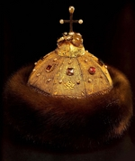 Russian master - Monomakh's Cap (Golden Crown)