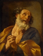 Reni, Guido - Repentance of Saint Peter