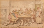 Rowlandson, Thomas - Dog Fighters Club