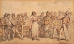 Rowlandson, Thomas - Selling a Wife