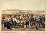 Anonymous - The Coalition army enters Paris on March 31, 1814