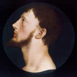 Holbein, Hans, the Younger - Portrait of Sir Thomas Wyatt the Younger