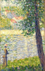 Seurat, Georges Pierre - The Morning Walk