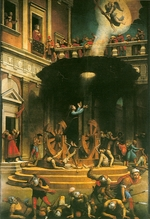 Bugiardini, Giuliano - The Martyrdom of Saint Catherine