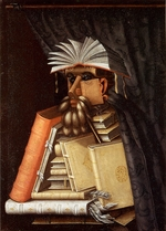 Arcimboldo, Giuseppe - The Librarian