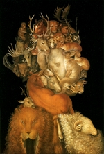 Arcimboldo, Giuseppe - The Earth