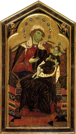 Dietisalvi di Speme - Madonna and Child