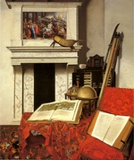 Heyden, Jan, van der - Still-life with Rarities