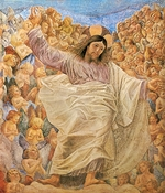 Melozzo da Forli - Christ in Majesty