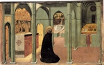 Sassetta - Saint Thomas Aquinas in Prayer