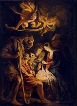 Rubens, Pieter Paul - The Adoration of the Shepherds