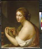 Mengs, Anton Raphael - Allegory of Drawing