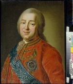 Anonymous - Portrait of General Count Nikita Ivanovich Panin (1718-1783)