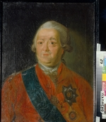 Anonymous - Portrait of General Count Petr Ivanovich Panin (1721-1789)