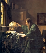 Vermeer, Jan (Johannes) - The Astronomer