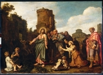 Lastman, Pieter Pietersz. - Christ and the Canaanite Woman