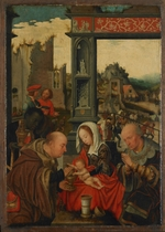 Mostaert, Jan - The Adoration of the Magi