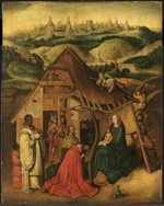 Bosch, Hieronymus - The Adoration of the Magi
