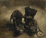 Gogh, Vincent, van - A Pair of Shoes