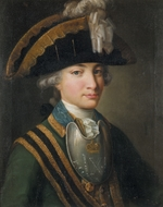 Anonymous - Portrait of Prince Alexander Sergeevich Stroganov (1771-1815)
