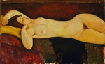 Modigliani, Amedeo - Reclining Nude
