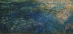 Monet, Claude - Water Lilies