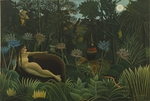 Rousseau, Henri Julien Félix - The Dream