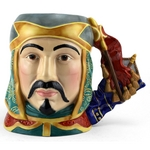 Dadd, Caroline - Genghis Khan (Jug from the Series Great Military Leaders)