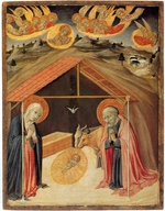 Sano di Pietro - Nativity