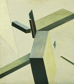 Lissitzky, El - Composition