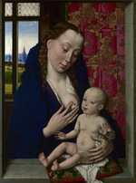 Bouts, Dirk - The Virgin and Child