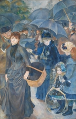 Renoir, Pierre Auguste - The Umbrellas