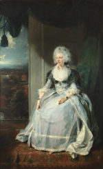 Lawrence, Sir Thomas - Queen Charlotte of the United Kingdom (1744-1818)