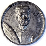 Anonymous - Grand Prince Dmitry I Alexandrovich of Vladimir-Suzdal (from the Historical Medal Series)