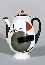 Chekhonin, Sergei Vasilievich - Coffee pot