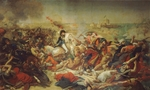 Gros, Antoine Jean, Baron - Battle of Aboukir, 25 July 1799