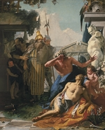 Tiepolo, Giambattista - The Death of Hyacinthus