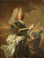 Rigaud, Hyacinthe François Honoré - Louis de France, Dauphin (1661-1711), known as the Grand Dauphin